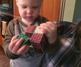 Magnetic Minecraft Blocks