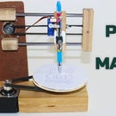 How to Make Polar CNC Drawing Machine