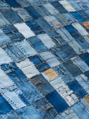Picture of Jeans Rug