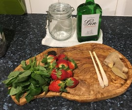 Gin Infusions for the Gin Lover in Your Life