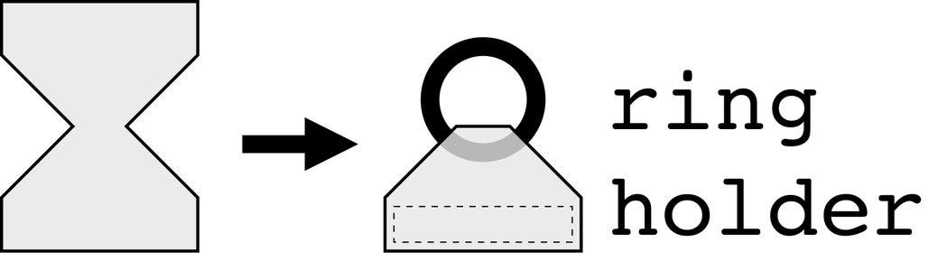 Base Tarp: Hanging Loops