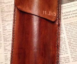 Wet Molded Leather Case