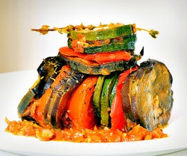 Ratatouille's Traditional French Ratatouille : Original Innovative Recipe
