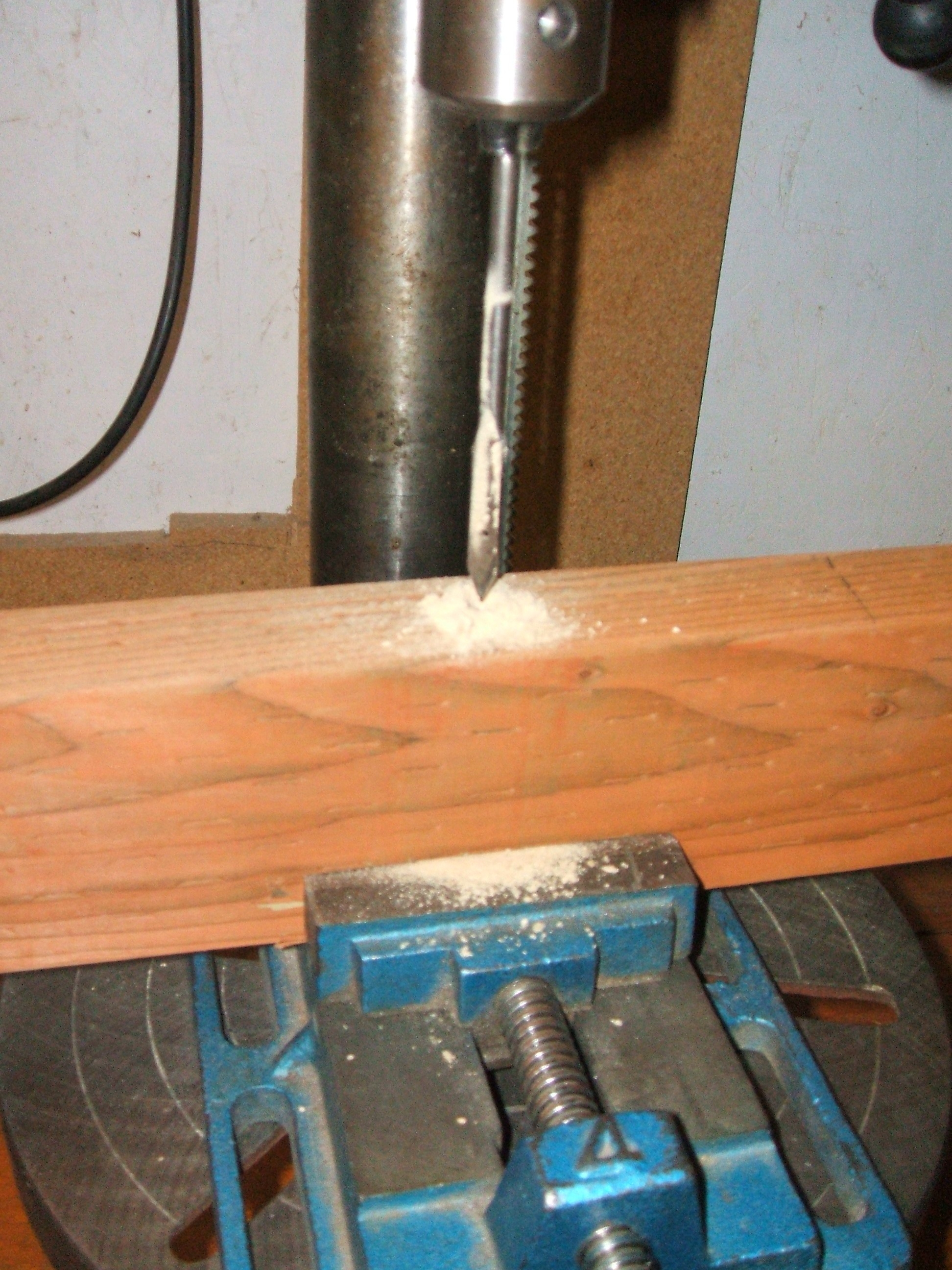 Picture of Prepare Side Rails and Cross Supports