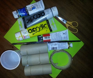 Make a Toilet Paper Boat Not for Sailing