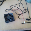 Cheap USB Fume Extractor From Old PC Parts