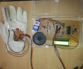 GESTURE VOCALIZER FOR DEAF & MUTE PEOPLE INTERACTION