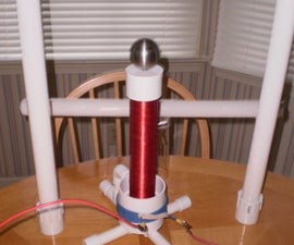 Tesla's Candlestick: Wireless Electricity