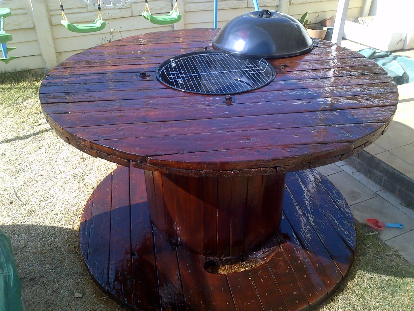 Picture of BBQ/Braai Table