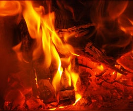 Heating with Fire