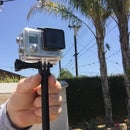 GoPro Stabilizer with the Extendable Pole You Already Own