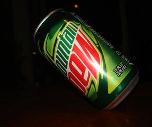 Soda Can Trick