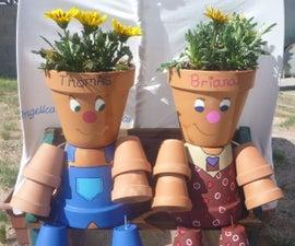 Flower Pot Children