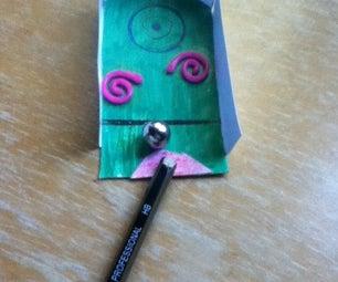 Mini Pencil Golf Game