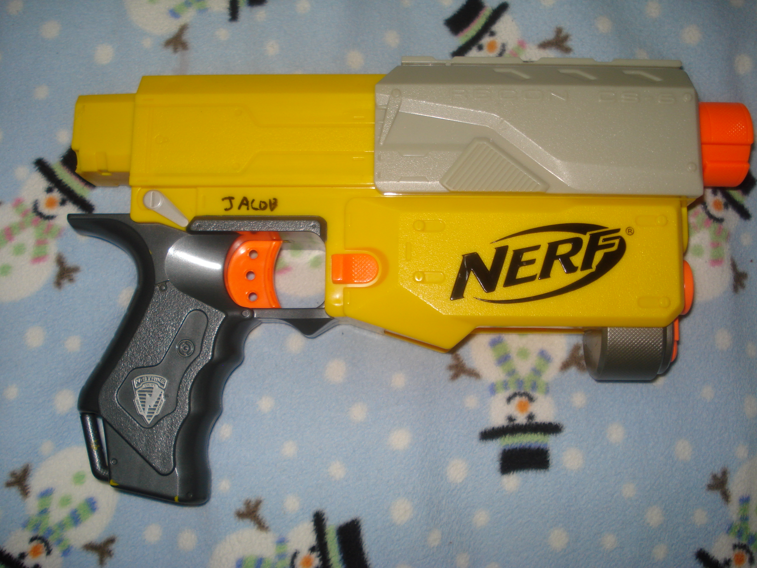 Picture of How to Modify the Nerf Recon