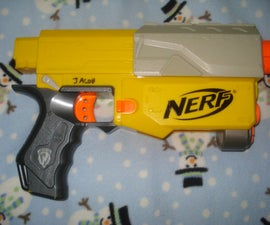 How to modify the nerf recon