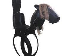 Horse tire swing