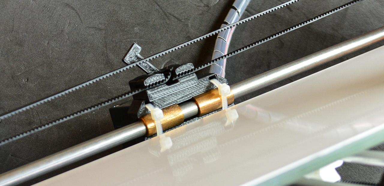 Picture of Bushings + Belts