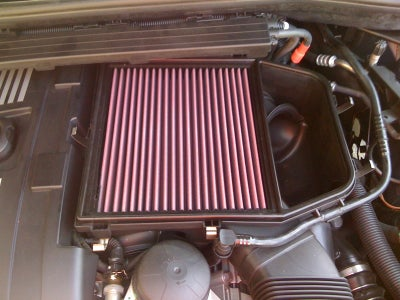 Replace Air Filter on BMW 135i, 335i, 535i With Helene Performance Streamline SE Filter Panel