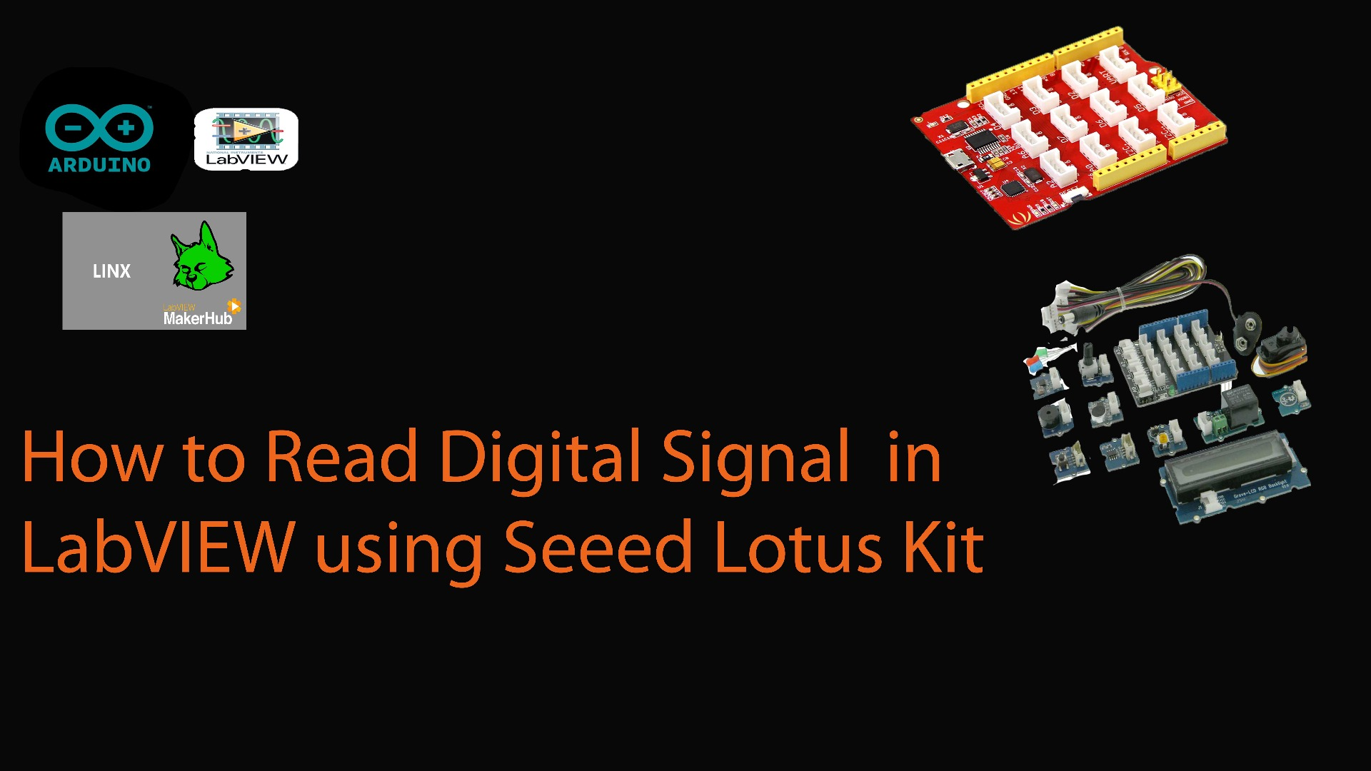 Picture of How to Read Digital Signal in LabVIEW From Arduino