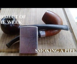 How to Smoke a Pipe