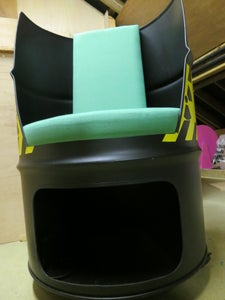 Upholstery and Covering the Edges
