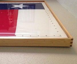 3'x5' Flag Frame