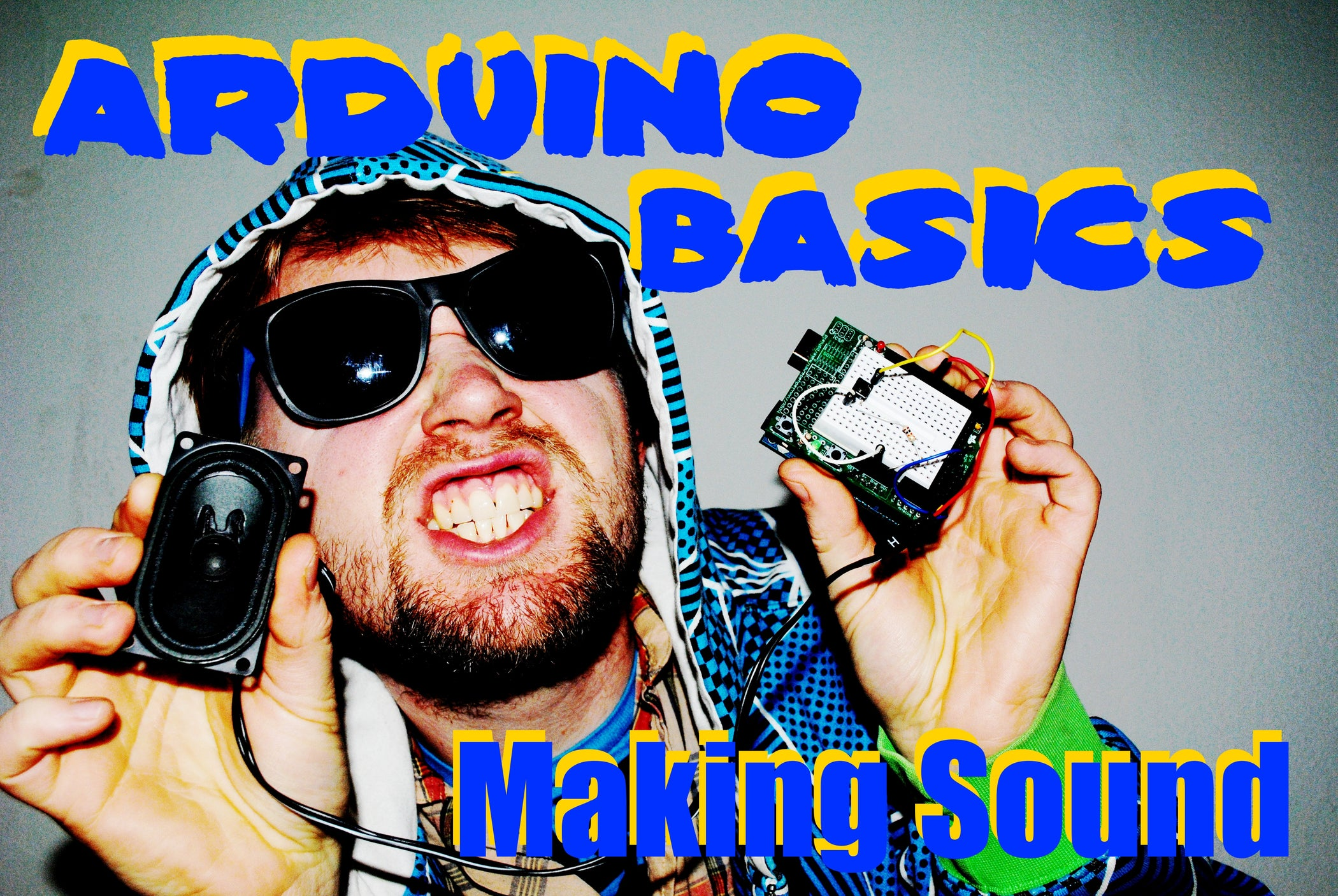 Arduino Basics Making Sound 5 Steps With Pictures 555 Tone Generator 8 Ohm Speaker