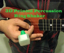 Percussion Ring Shaker