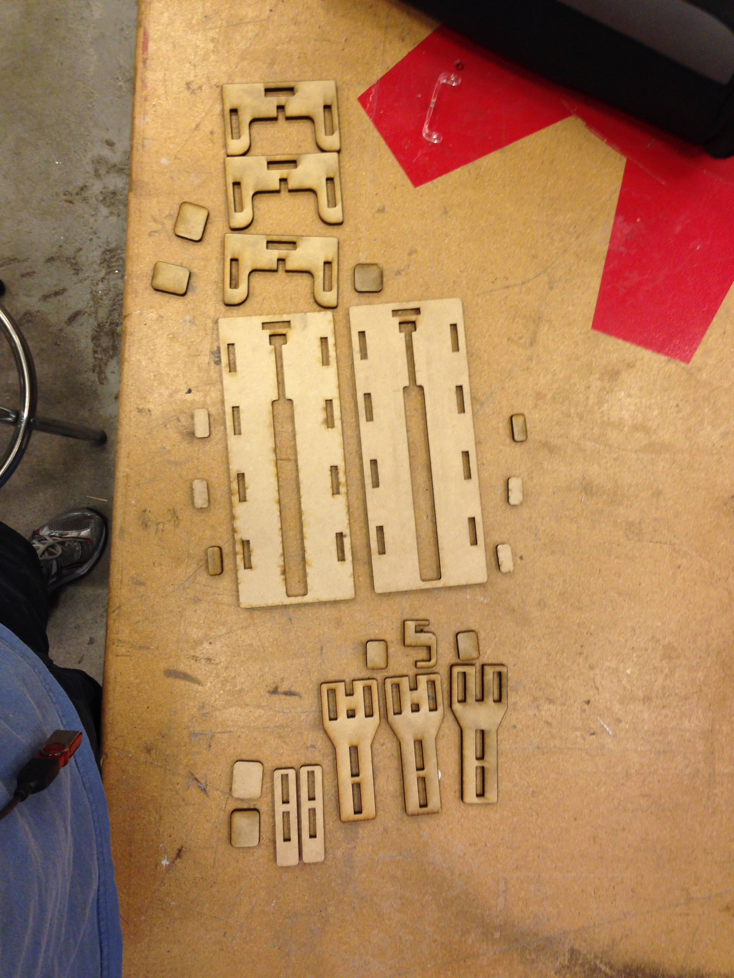Picture of Here Are All the Pieces...