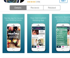 Pictures And Videos From Everyone At Your Wedding App