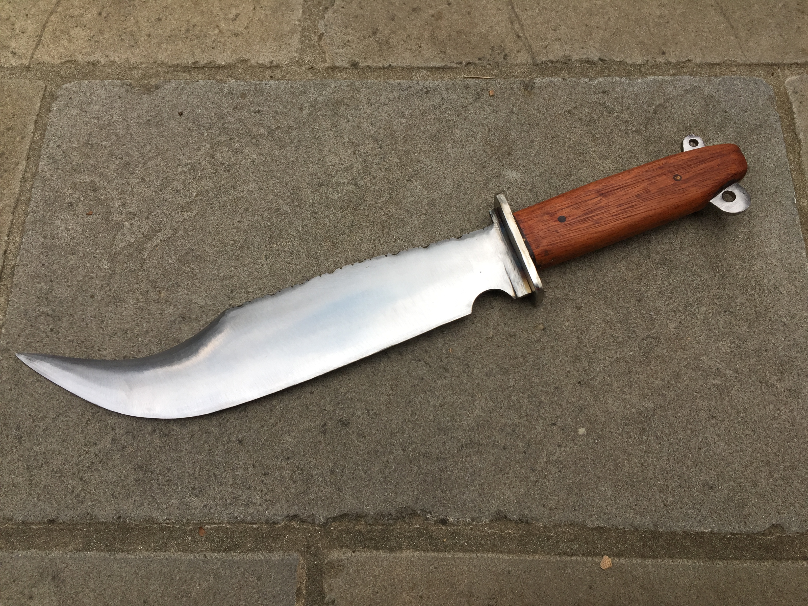 Picture of DIY Bowie Knife