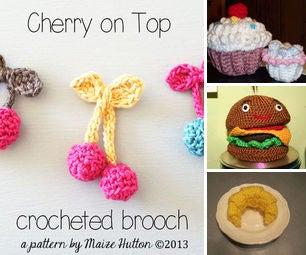 Crocheted Food