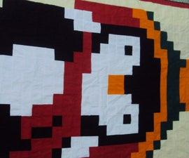 Cute Penguin Blanket