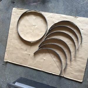 Cut Rings in Half