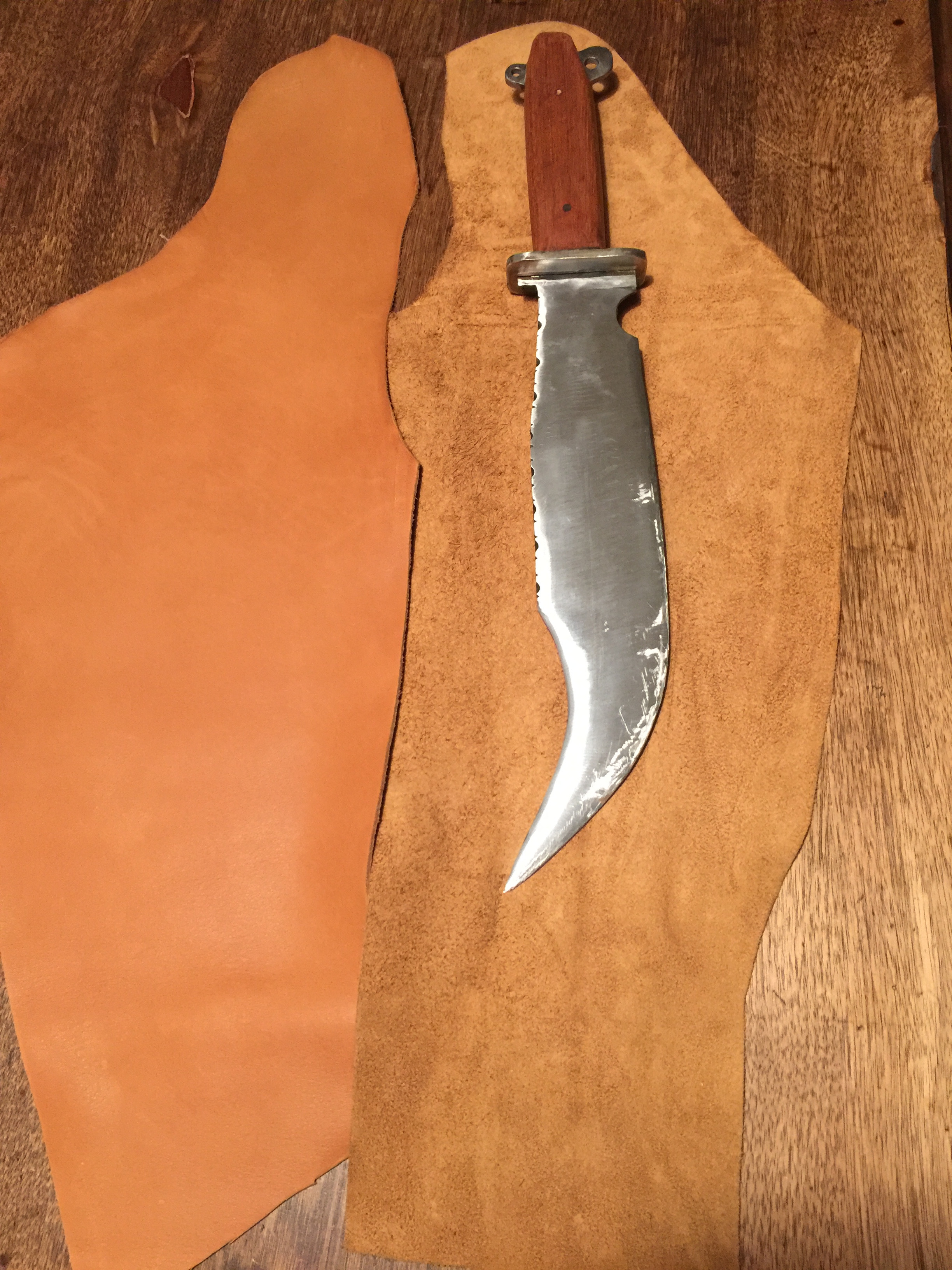 Picture of Leather Sheath