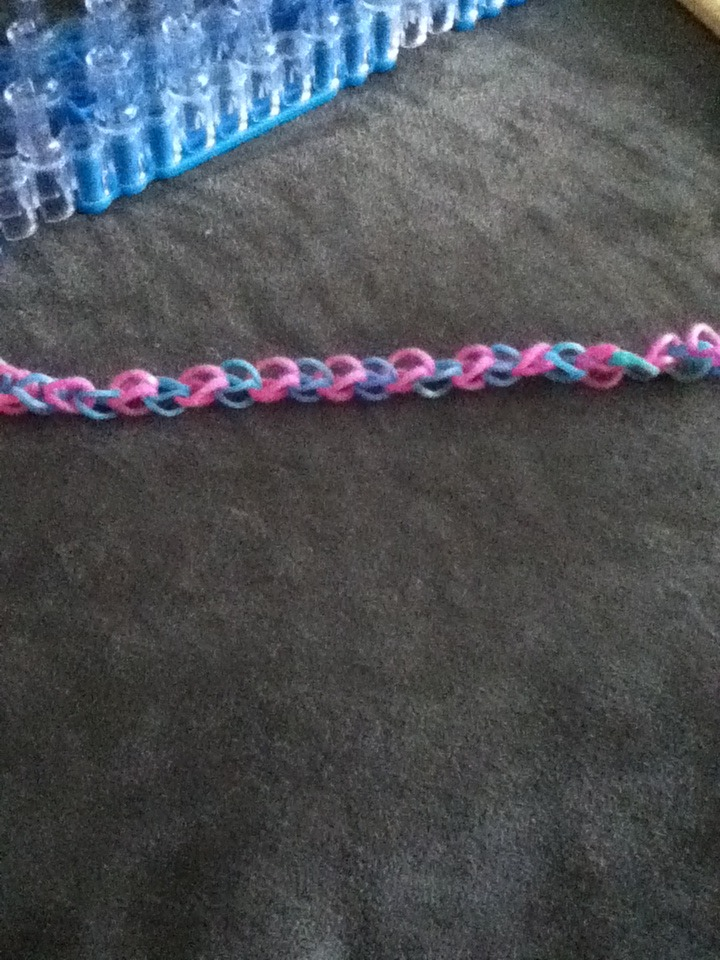 Picture of Finishing Up the Bracelet