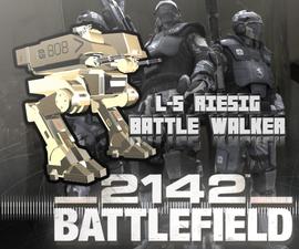 The L-5 Riesig Battle Walker - Freedownload :)