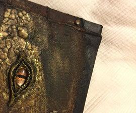 Make a Dragon Eye, Secret Compartment Book Introduction