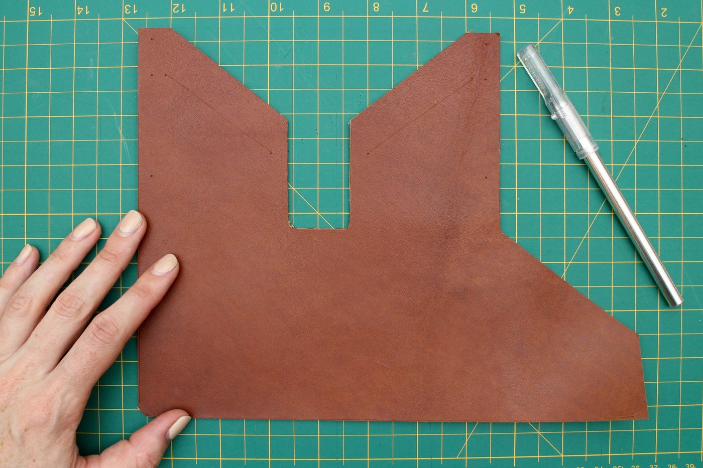 Cut Out the Wallet Pattern