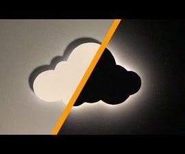 Cloud Night Light