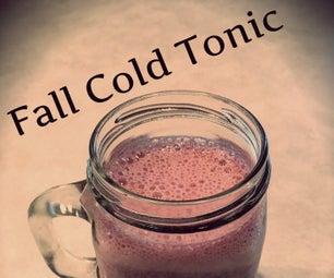 Fall Cold Tonic