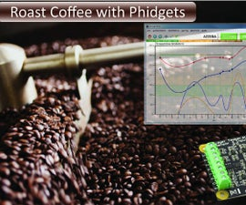 Roast Coffee With Artisan and Phidgets
