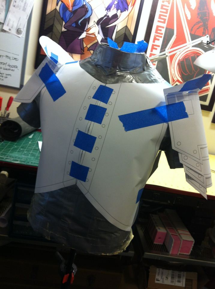 Picture of Patterning Your Armor