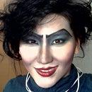 Dr. Frank-N-Furter - a Make Up Tutorial