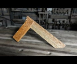 Wooden Try Square