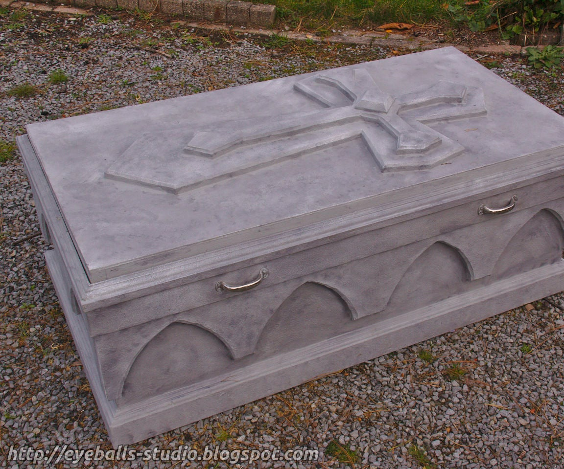 Portable Cemetery
