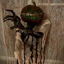Pumpkin Creeper From Dollar Store Items!