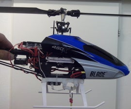 Blade B450 Heli Cargo Hook