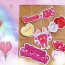 DIY Season of Love Valentine Bag